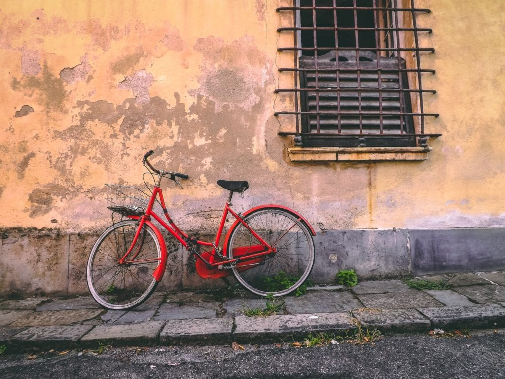 Italské město Bari lidem zaplatí za dojíždění na kole