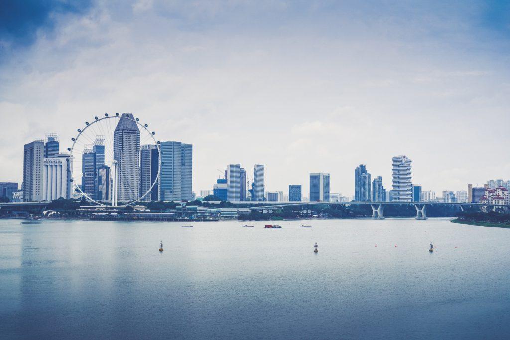 Singapur - Unsplash
