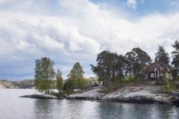Tento švédský ostrov nápadů nabízí umělcům letní ubytování zdarma