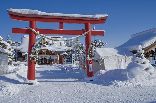 japonsko zima