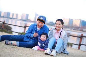 Korejská rodina
